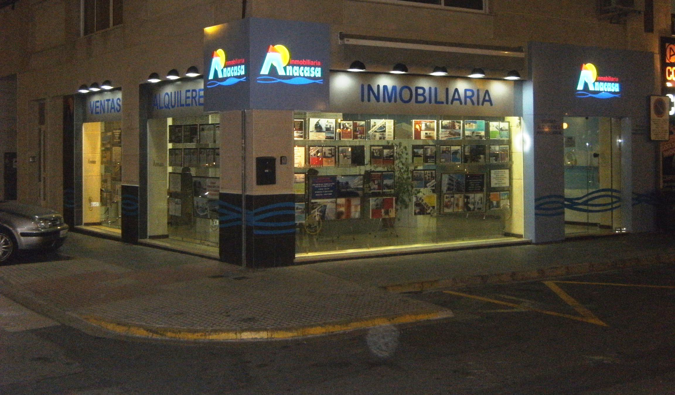 Inmobiliaria Anacasa