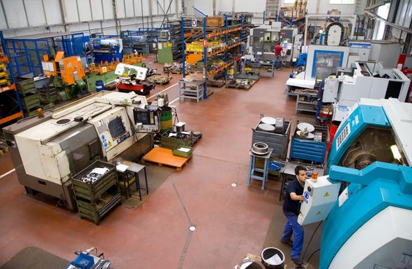 INMICROSA Industrias y Mecanizaciones Micro, S.A.