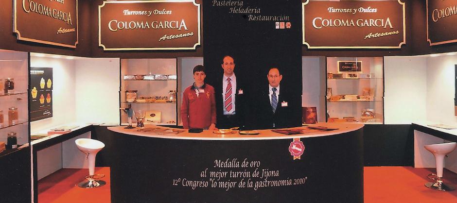 Coloma García, S.L. Artesanos del Turrón