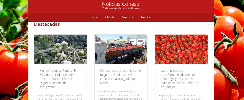 CONESA - Conservas Vegetales de Extremadura, S.A.