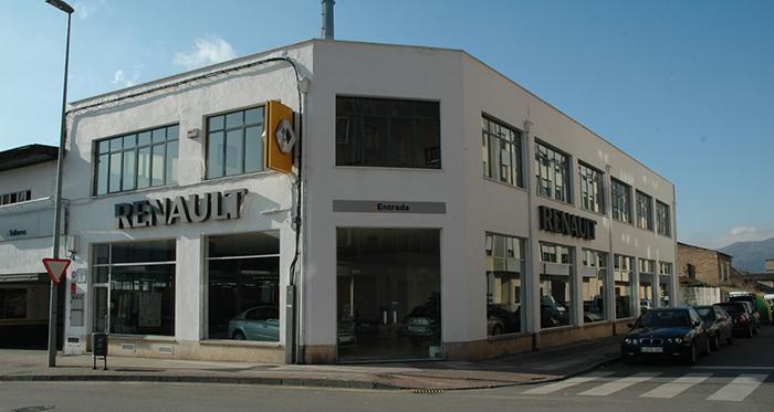 Renault Leomotor - La Felguera