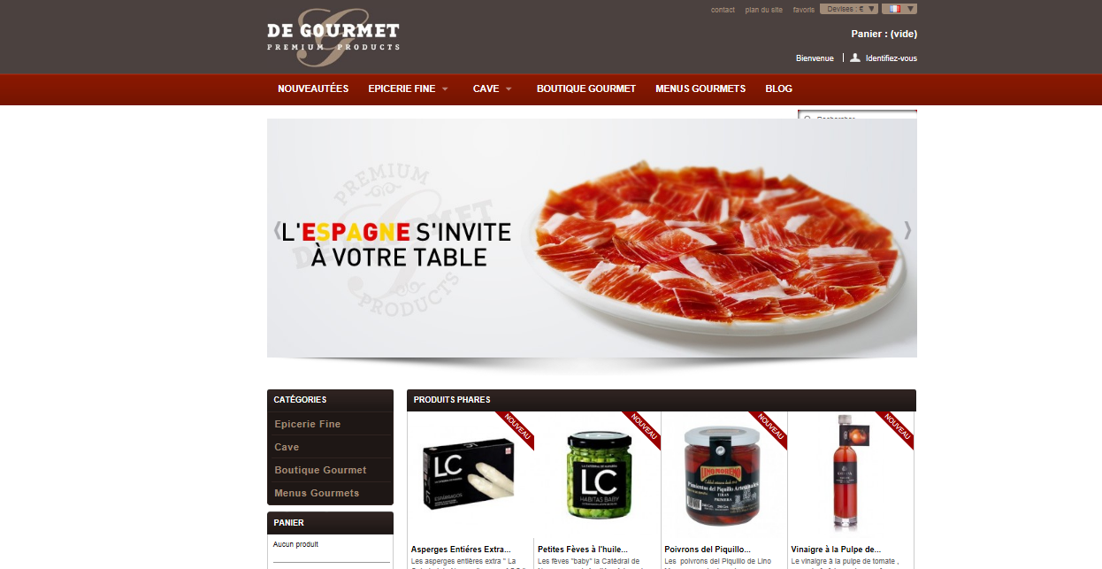 G de Gourmet