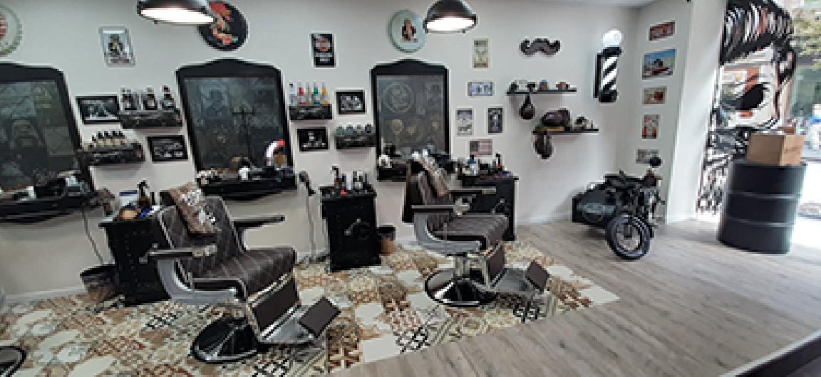 Barbaría The Little Barber Shop Gijón