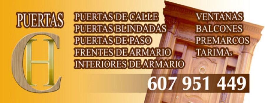Puertas CH - Carlos Haro Aparicio