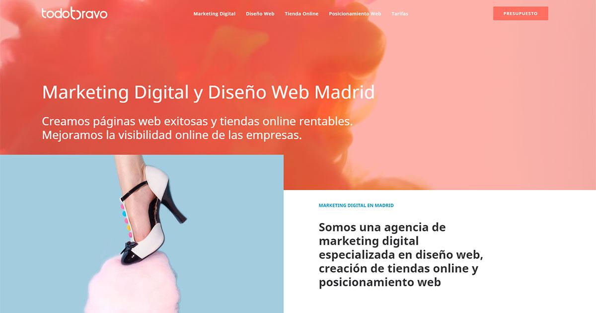 Agencia Marketing Digital en Madrid