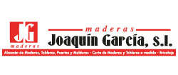 Logo Maderas Joaquín García