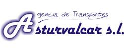 Logo Agencia de Transportes Asturvalcar, S.L.U.