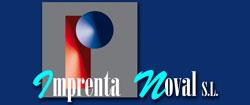 Logo Imprenta Noval