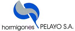 Logo Hormigones Pelayo, S.A. Planta Riaño-Langreo
