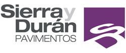 Logo Sierra y Durán Pavimentos
