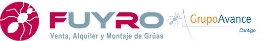 Logo Fuyro, S.L. Montaje de Grúas