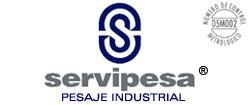 Logo Básculas Servipesa