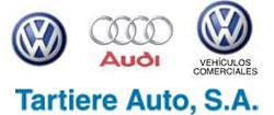 Logo Tartiere Auto, S.L. Audi y Volkswagen GIJÓN