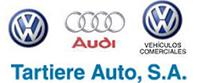 Logo Tartiere Auto, S.L. Audi y Volkswagen AVILÉS