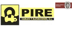 Logo Cables y Elevaciones Pire, S.L.