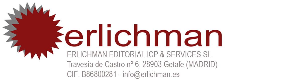 Logo ERLICHMAN Editorial ICP & SERVICES
