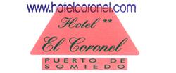 Logo Hotel El Coronel **