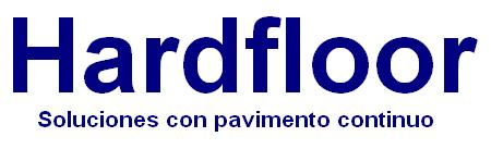 Logo HARDFLOOR, S.L.U Pavimentos Industriales de Resina