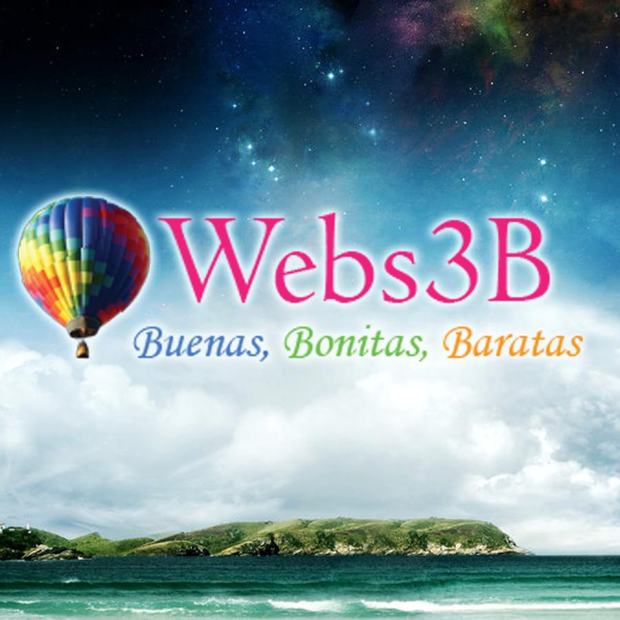 Logo Webs 3B, S.L.