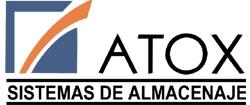 Logo Atox Sistemas de Almacenaje