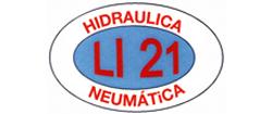 Logo Livitrali 21, S.L.U.