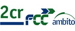 Logo 2CR, Compañía Control de Residuos