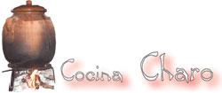 Logo Cocina Charo Comidas por Encargo