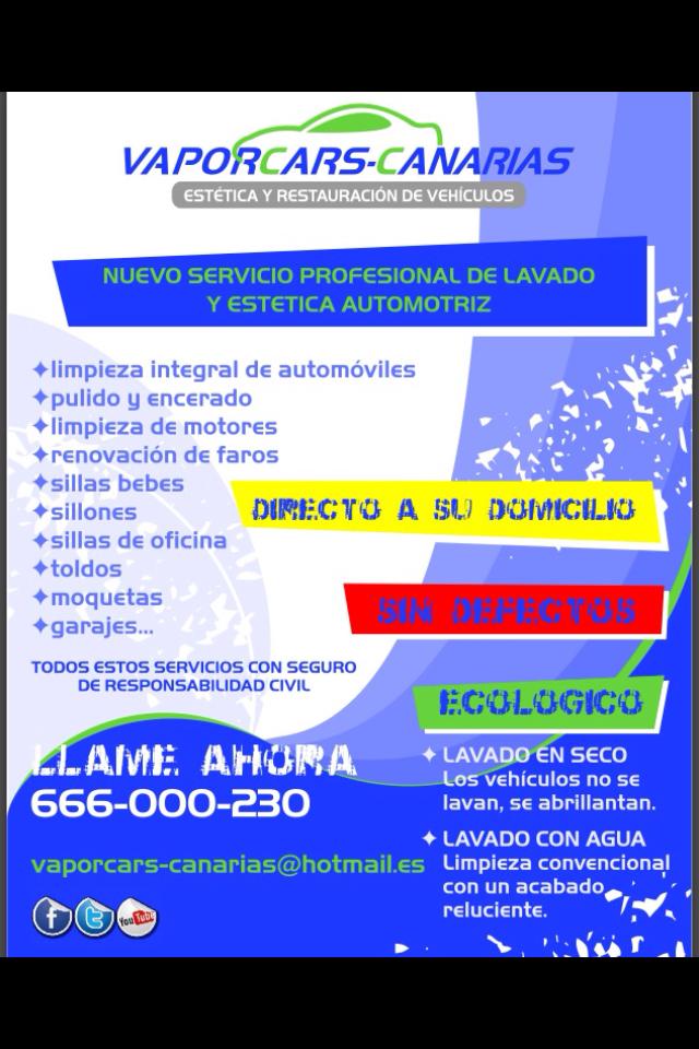 Logo Vaporcars-Canarias