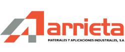 Logo Arrieta Materiales y Aplicaciones Industriales, S.A.