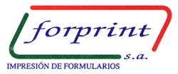 Logo Forprint