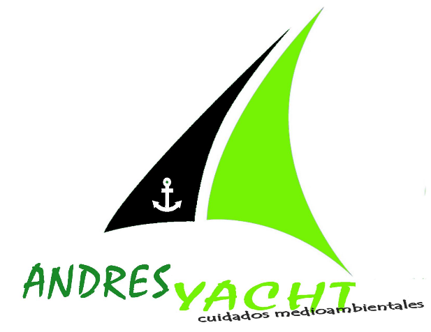 Logo AndresYacht Servicios Náuticos
