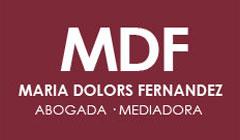 Logo Abogada Mº Dolors Fernandez Sainz de la Mata