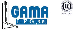 Logo Gama, L.F.G., S.A.