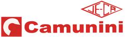 Logo Bombas Camunini JE-CA