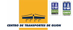 Logo Centro de Transportes de Gijón
