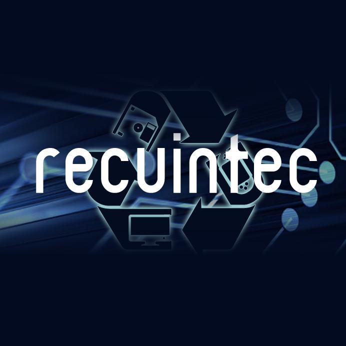 Logo RECUINTEC Recuperaciones Informáticas y Tecnológicas, S.L.