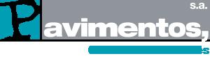 Logo Pavimentos, S.A.