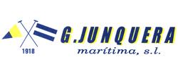 Logo G. Junquera Marítima