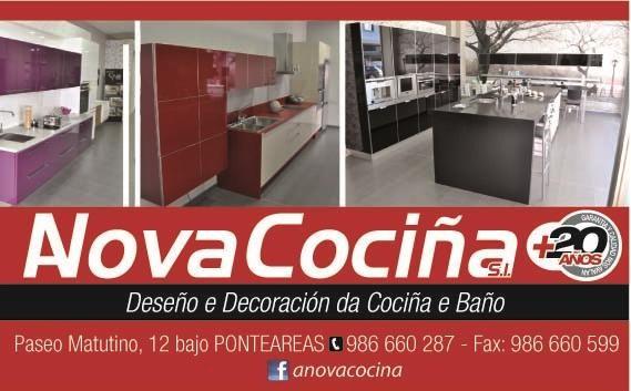 Logo Anova Cociña, S.L.