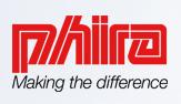 Logo Phira Componentes Automoción, S.A.