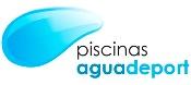 Logo Piscinas Aguadeport