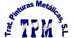 Logo Tratamientos Pinturas Metálicas