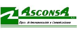 Logo Asconsa Soluciones de Seguridad