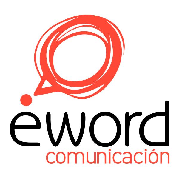 Logo EWORD Comunicación