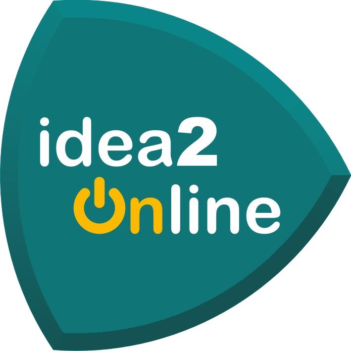 Logo idea2 Online