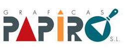Logo Gráficas Papiro
