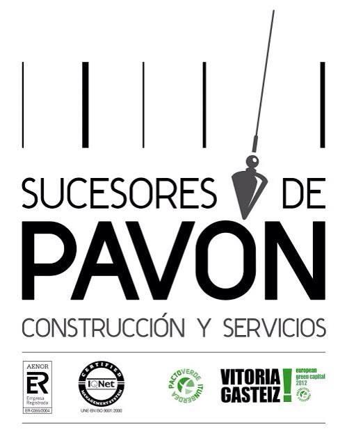 Logo Sucesores de Pavon S.L.