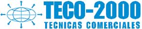 Logo Teco 2000 Técnicas Comerciales, S.L.