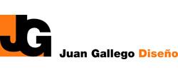 Logo Juan Gallego Diseño