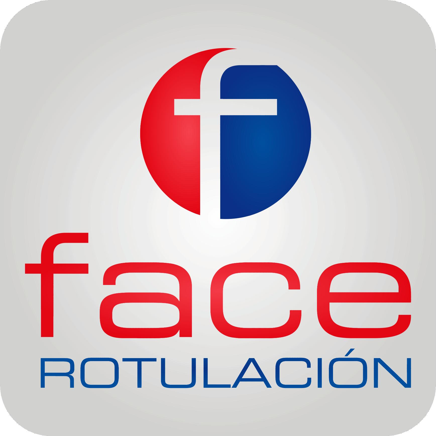Logo Face Rotulación